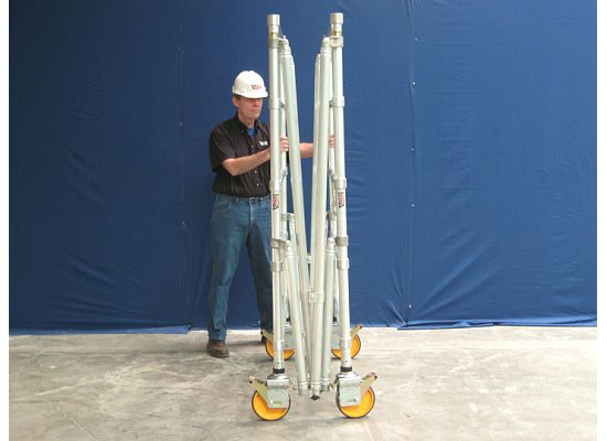 Light Weight Scaffolding : Vault aluminum scaffold scaffolding